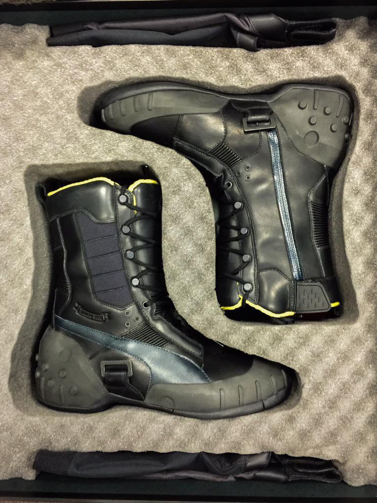 Puma-Sneaking-Boots-Kojima