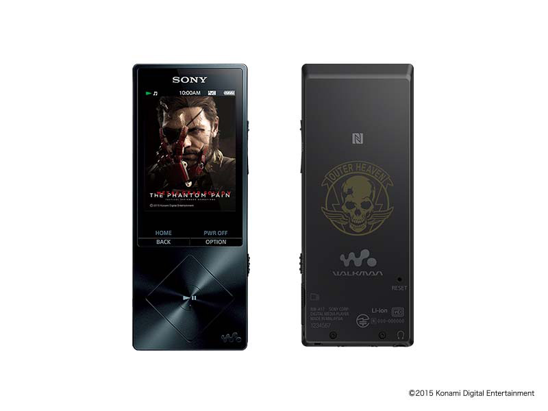 Sony-Walkman-NWA16-MGSV-TPP-Edition