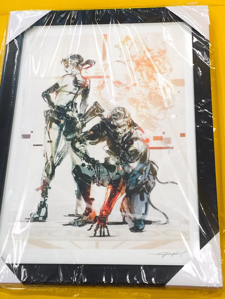 Happy-Kuji-Shinkawa-Reproduction-Painting