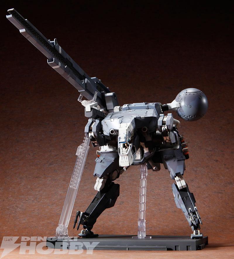 Kotobukiya-Metal-Gear-Sahelanthrophus-1