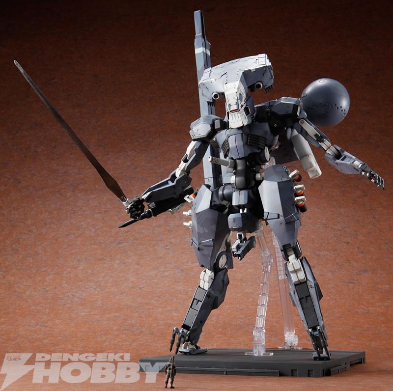 Kotobukiya-Metal-Gear-Sahelanthrophus-10