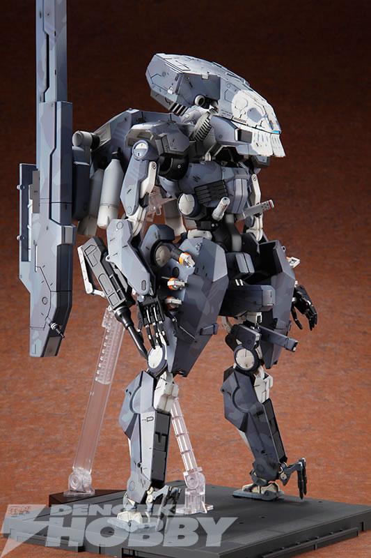 Kotobukiya-Metal-Gear-Sahelanthrophus-17