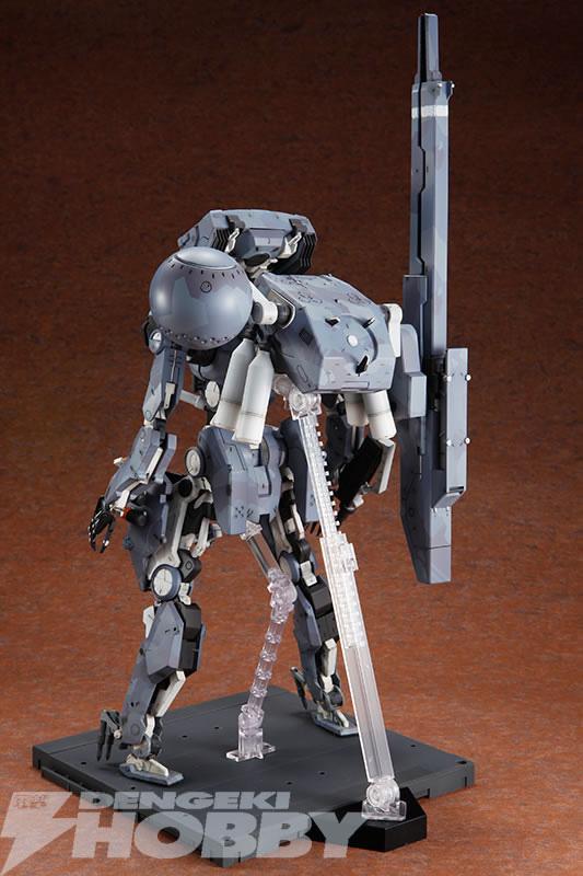 Kotobukiya-Metal-Gear-Sahelanthrophus-18