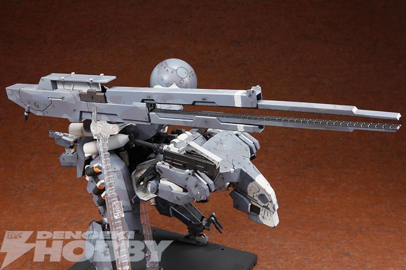 Kotobukiya-Metal-Gear-Sahelanthrophus-2