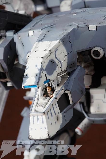 Kotobukiya-Metal-Gear-Sahelanthrophus-3