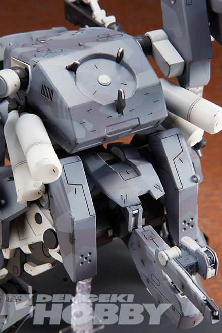 Kotobukiya-Metal-Gear-Sahelanthrophus-5