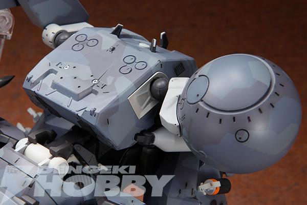 Kotobukiya-Metal-Gear-Sahelanthrophus-6