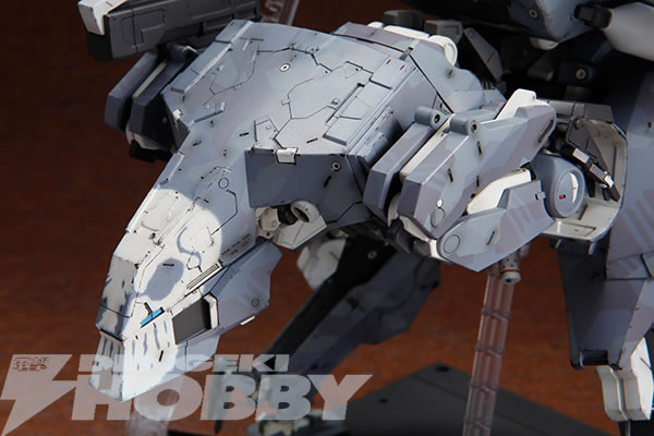 Kotobukiya-Metal-Gear-Sahelanthrophus-7
