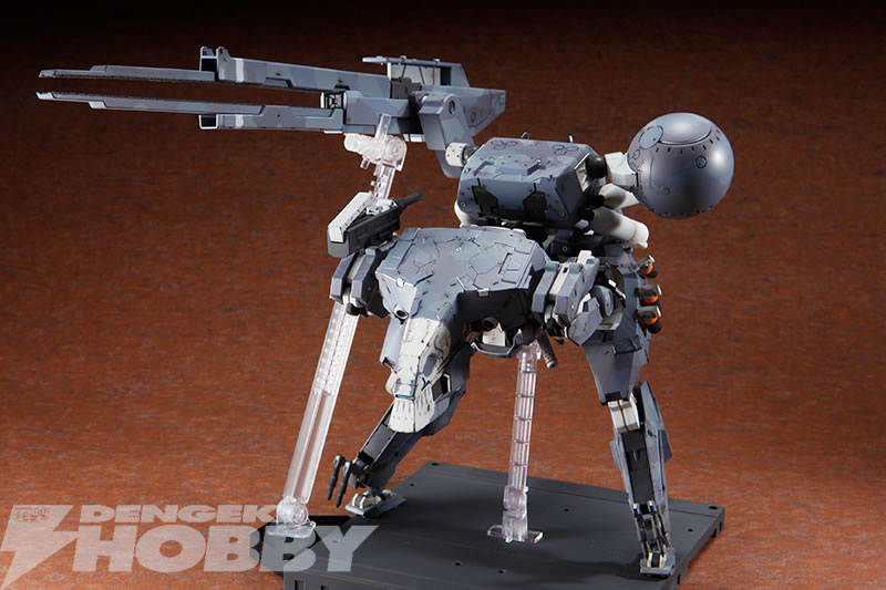Kotobukiya-Metal-Gear-Sahelanthrophus-8