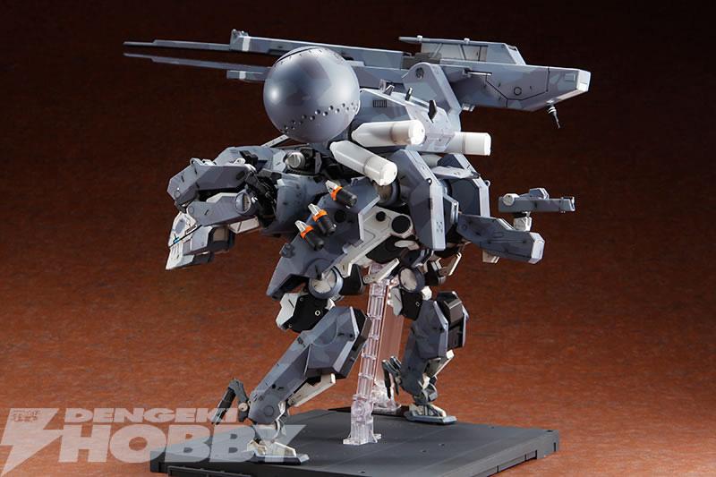 Kotobukiya-Metal-Gear-Sahelanthrophus-9