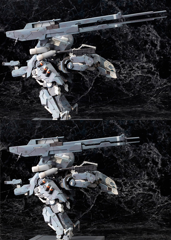 Kotobukiya-Metal-Gear-Sahelanthropus-15