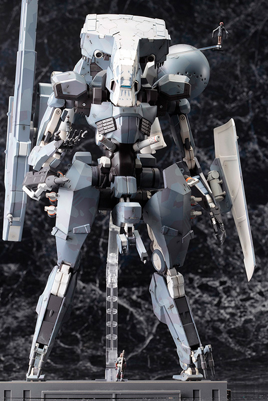 Kotobukiya-Metal-Gear-Sahelanthropus-16
