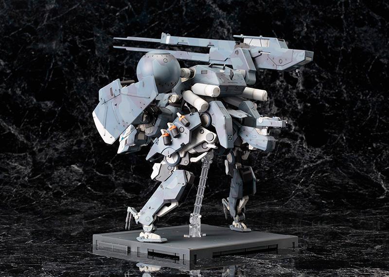 Kotobukiya-Metal-Gear-Sahelanthropus-8