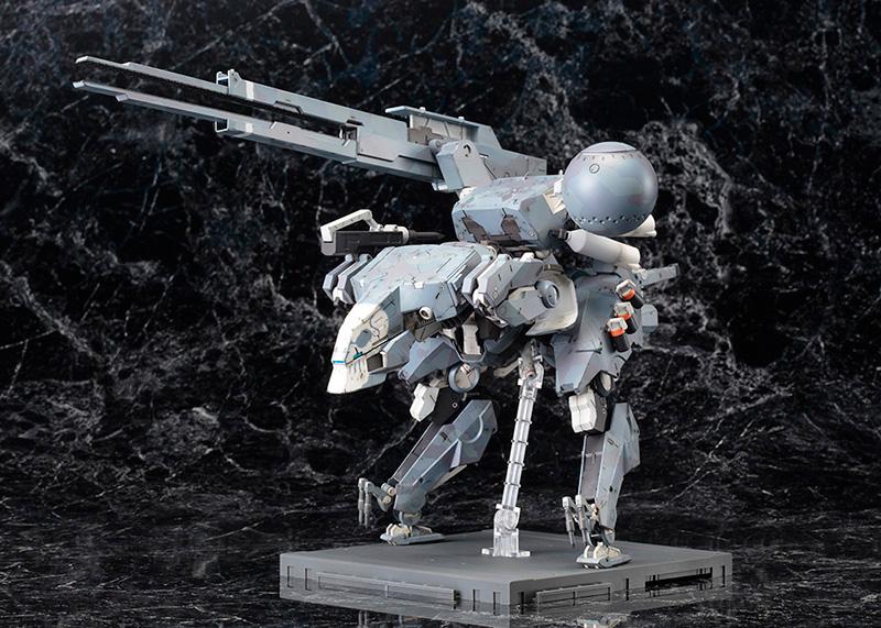 Kotobukiya-Metal-Gear-Sahelanthropus-9