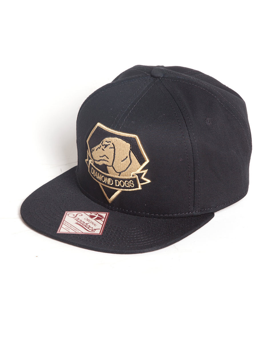 Metal-Gear-Solid-V-Diamond-Dogs-Snapback