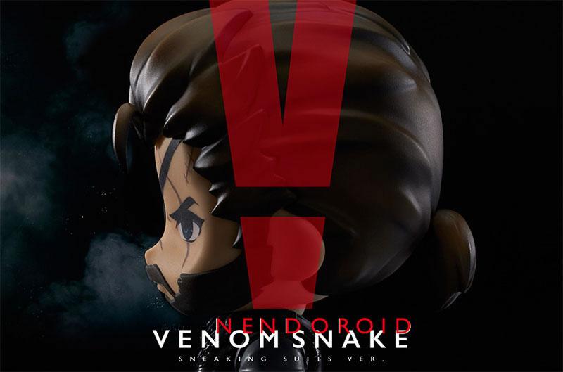 Nendoroid-Venom-Snake-8