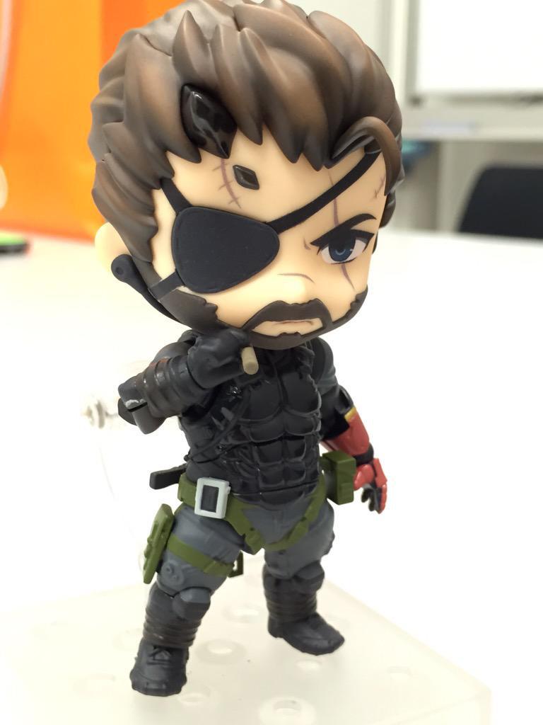 Nendoroid-Venom-Snake-Kojima