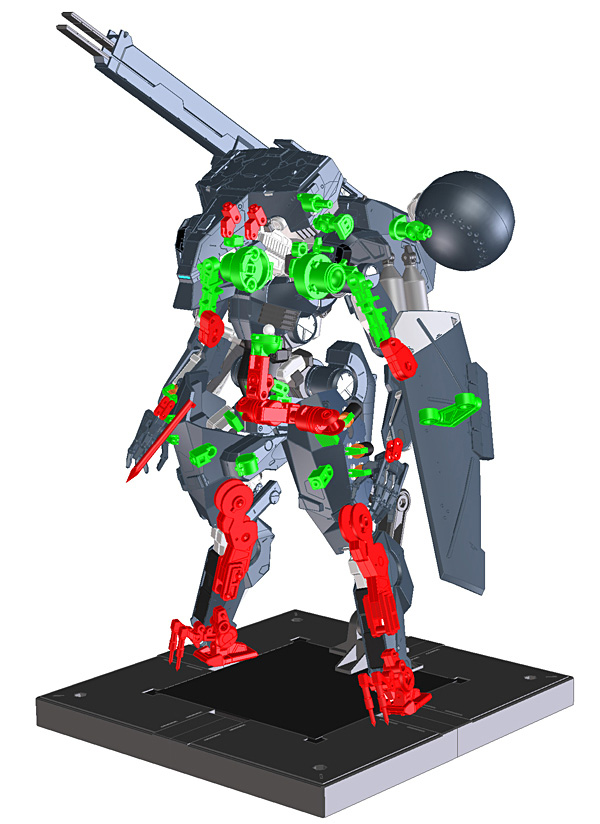 Sentinel-Metal-Gear-Sahelanthrophus-15