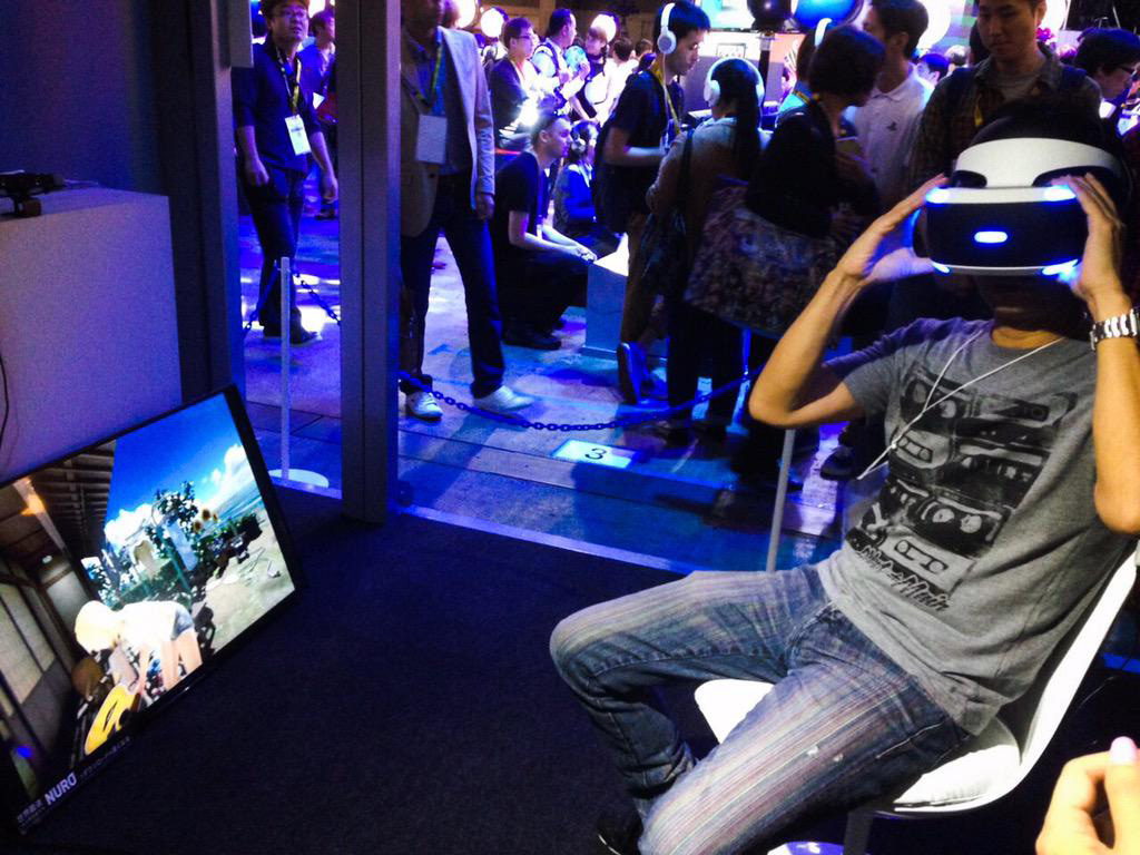 TGS-2015-Hideo-Kojima-PlayStation-VR