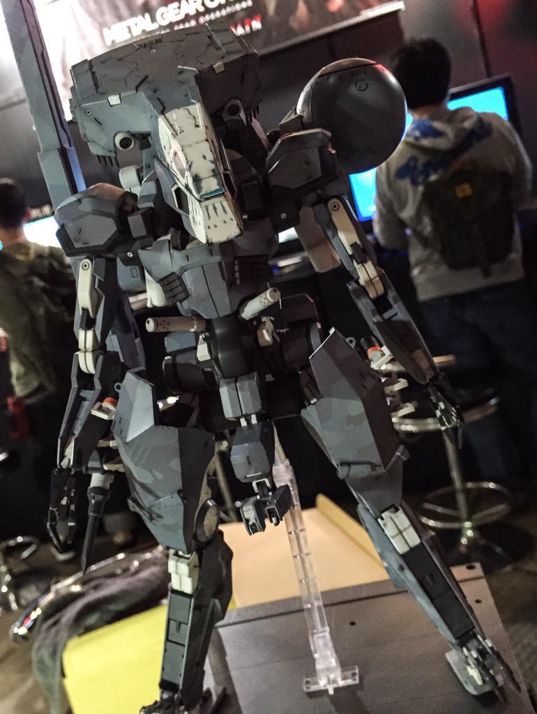 TGS-Metal-Gear-Sahelanthropus-Kotobukiya