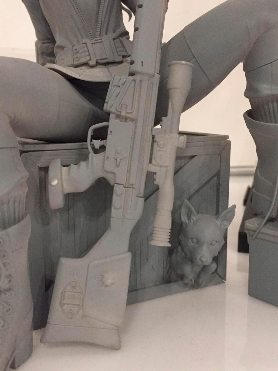 Kotobukiya-Sniper-Wolf-Bishoujo-Prototype-3