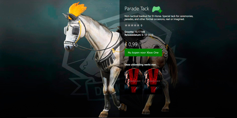 MGSV-TPP-DLC-Horse-Parade-Xbox-Store