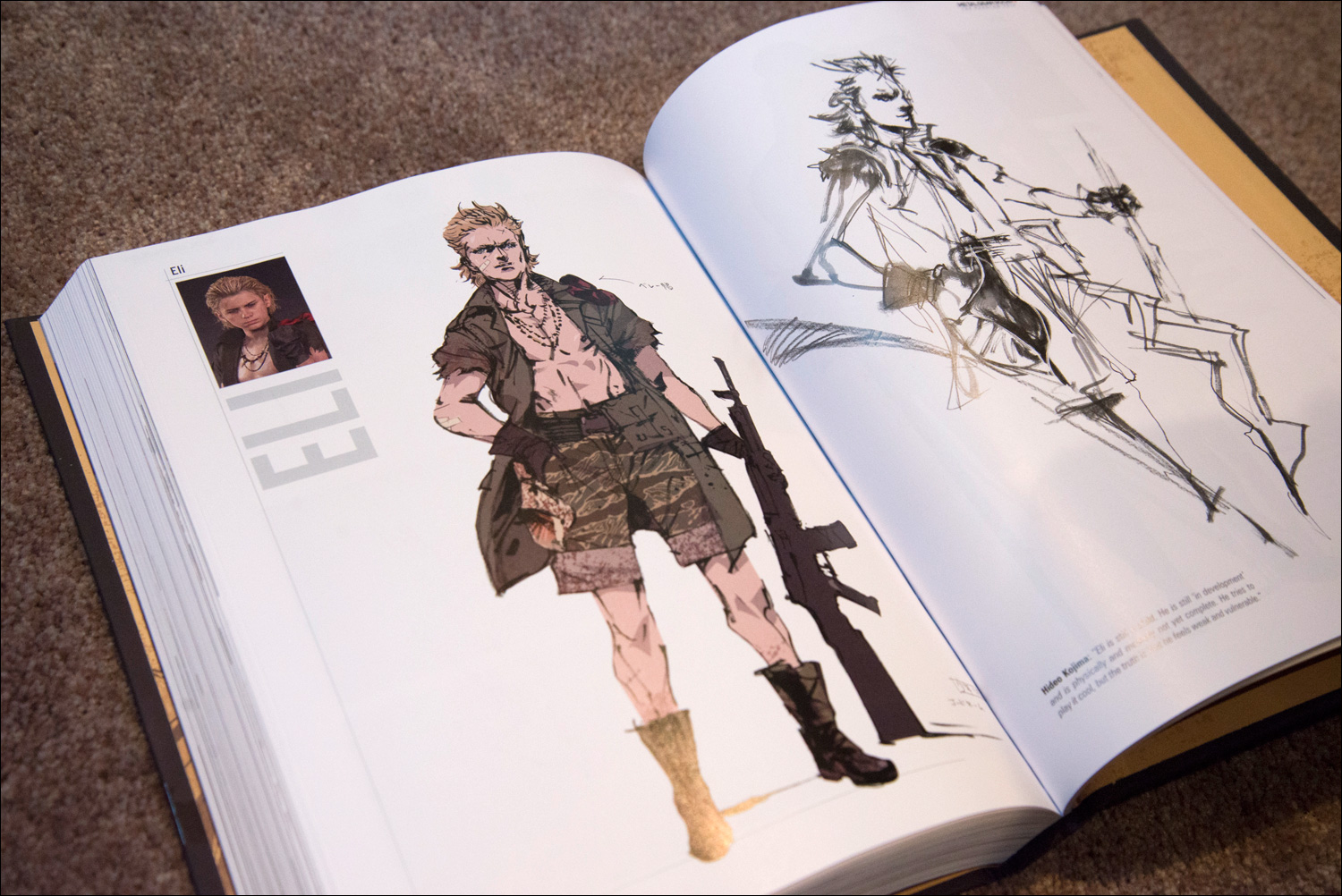 Metal-Gear-Solid-V-The-Phantom-Pain-Collector's-Edition-Eli-Art
