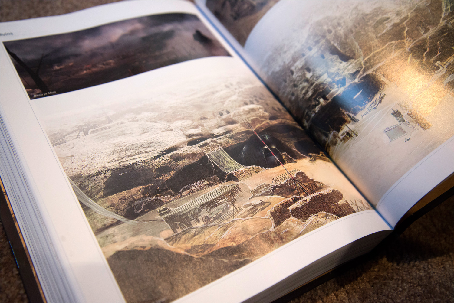 Metal-Gear-Solid-V-The-Phantom-Pain-Collector's-Edition-Guide-Artwork-Gallery-Ruins