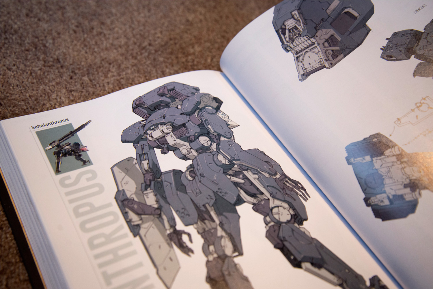 Metal-Gear-Solid-V-The-Phantom-Pain-Collector's-Edition-Guide-Artwork-Gallery-Sahelanthropus