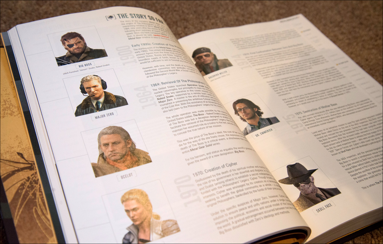 Metal-Gear-Solid-V-The-Phantom-Pain-Collector's-Edition-Guide-Story-So-Far