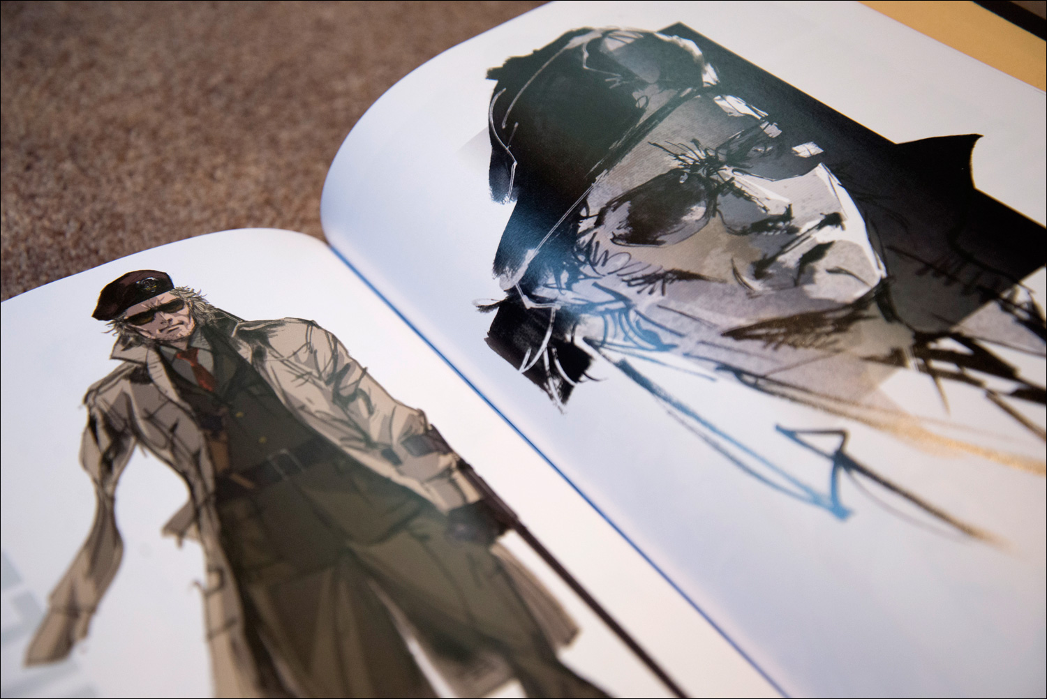 Metal-Gear-Solid-V-The-Phantom-Pain-Collector's-Edition-Kaz-Art