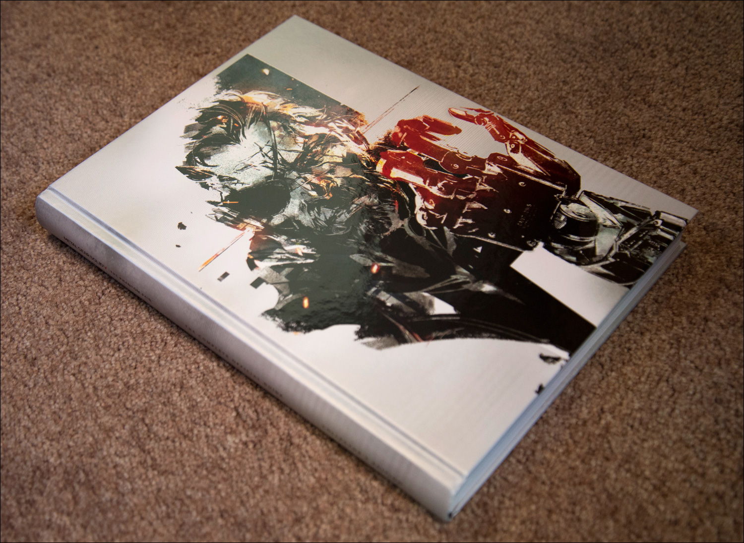 Metal-Gear-Solid-V-The-Phantom-Pain-GAME-Collector's-Edition-Guide