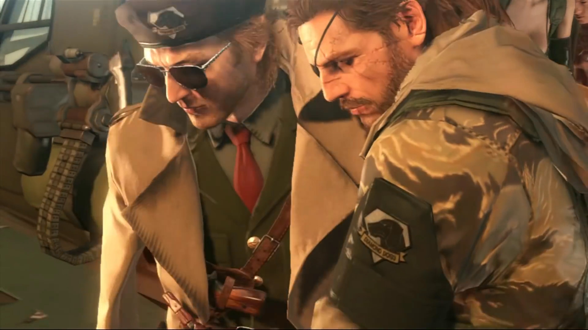 Standing on Missing Legs – Metal Gear Solid V: The Phantom Pain Theme Analysis