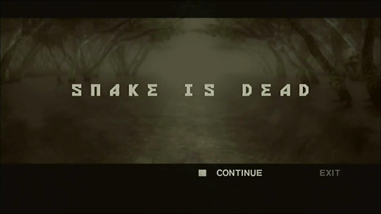 MGS3-Snake-Is-Dead
