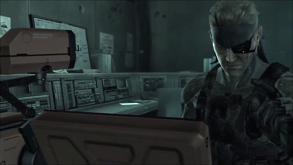 MGS4-Snake-Enters-Security-Code