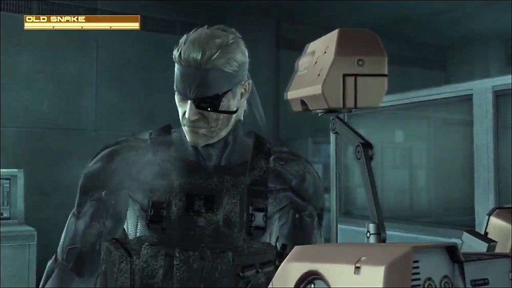 MGS4-Snake-forgot-Security-Code
