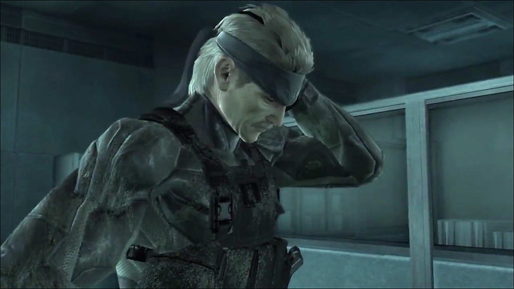 MGS4-Snake-lies-about-forgetting-Security-Code-2