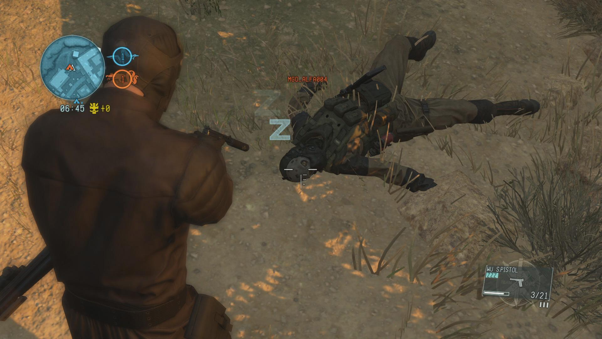 Metal-Gear-Online-WU-Pistol