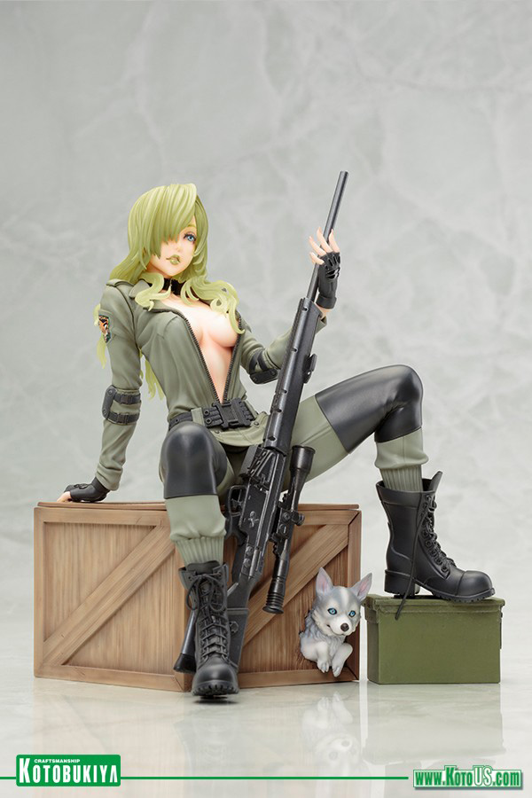 Sniper-Wolf-Kotobukiya-Statue-3