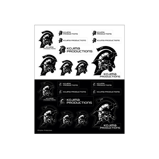 Kojima-Productions-Goods-Stickers