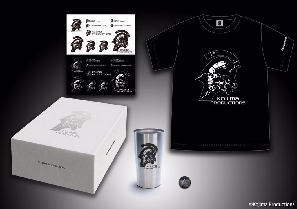 Kojima-Productions-Merchandise