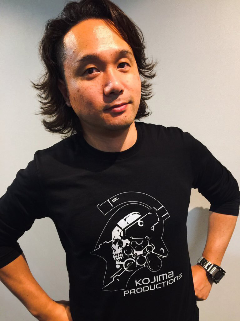 Shinkawa-Kojima-Productions-Shirt