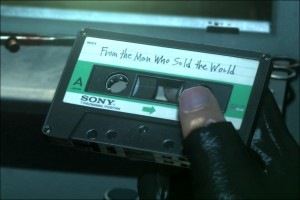 Cassette tape in the game