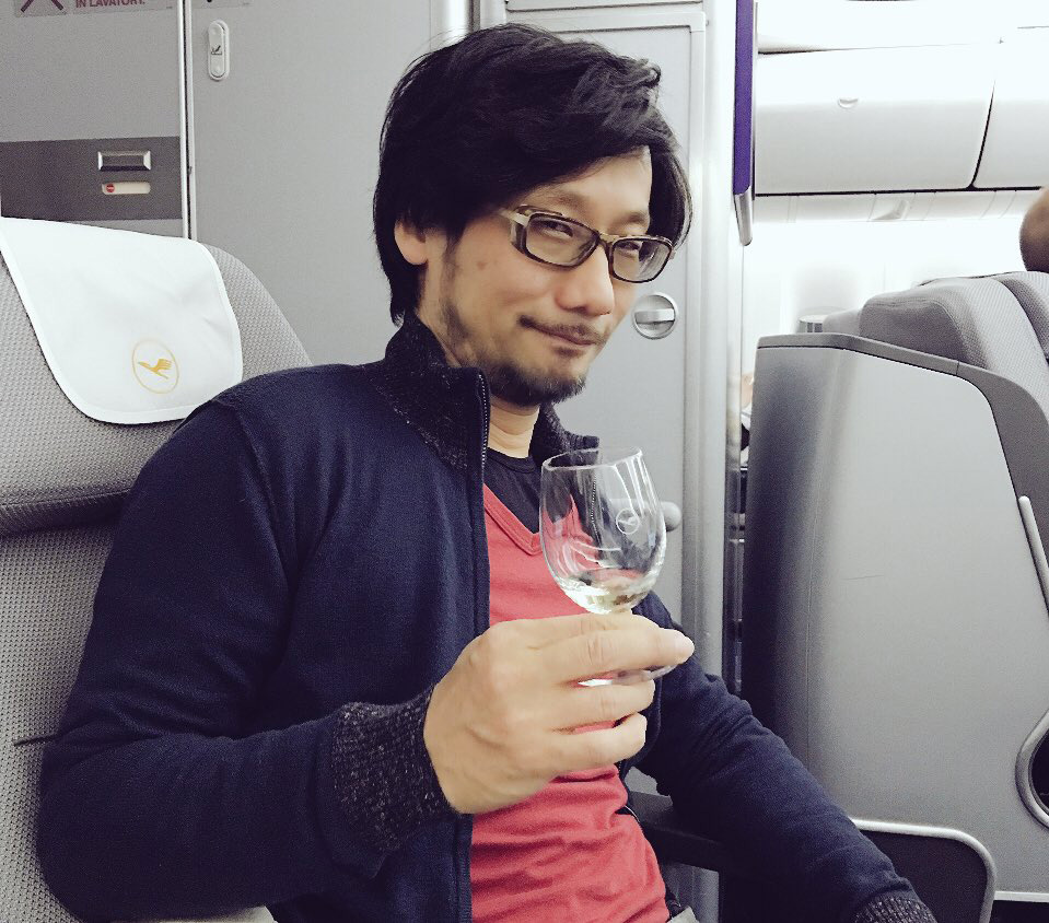 Hideo-Kojima-Plane-January-29th-2016