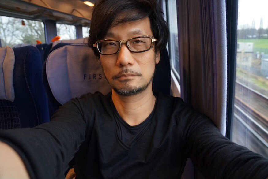 Kojima-Tech-Tour-London-Selfie