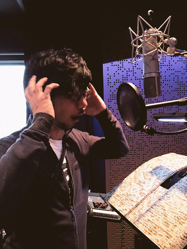 """""""Hideo Kojima yesterday at SCEA PDSG Music."""" - Ayako Terashima"""