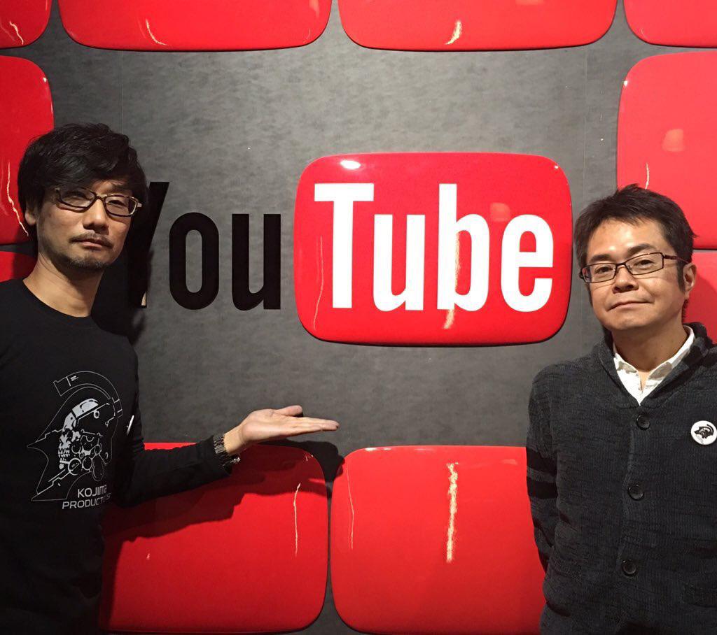 Kojima-Youtube-Space-Tokyo