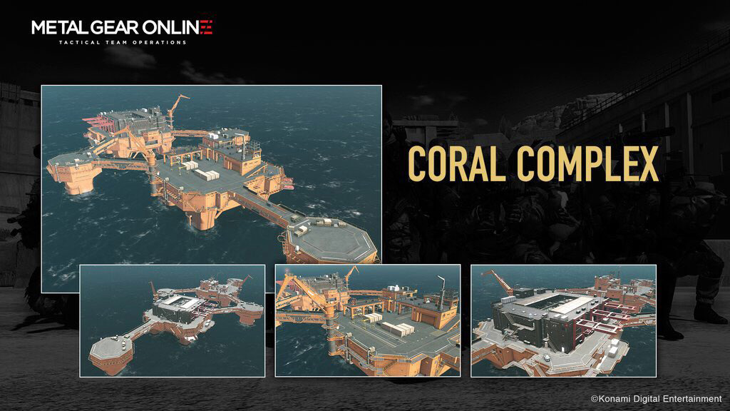 MGO-DLC-Coral Complex