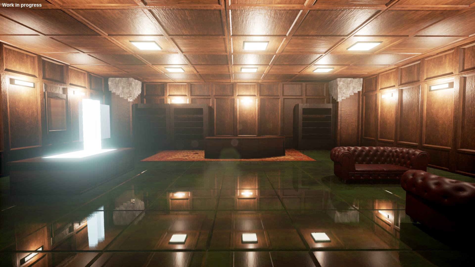 MGS-Fan-Remake-Commanders-Office