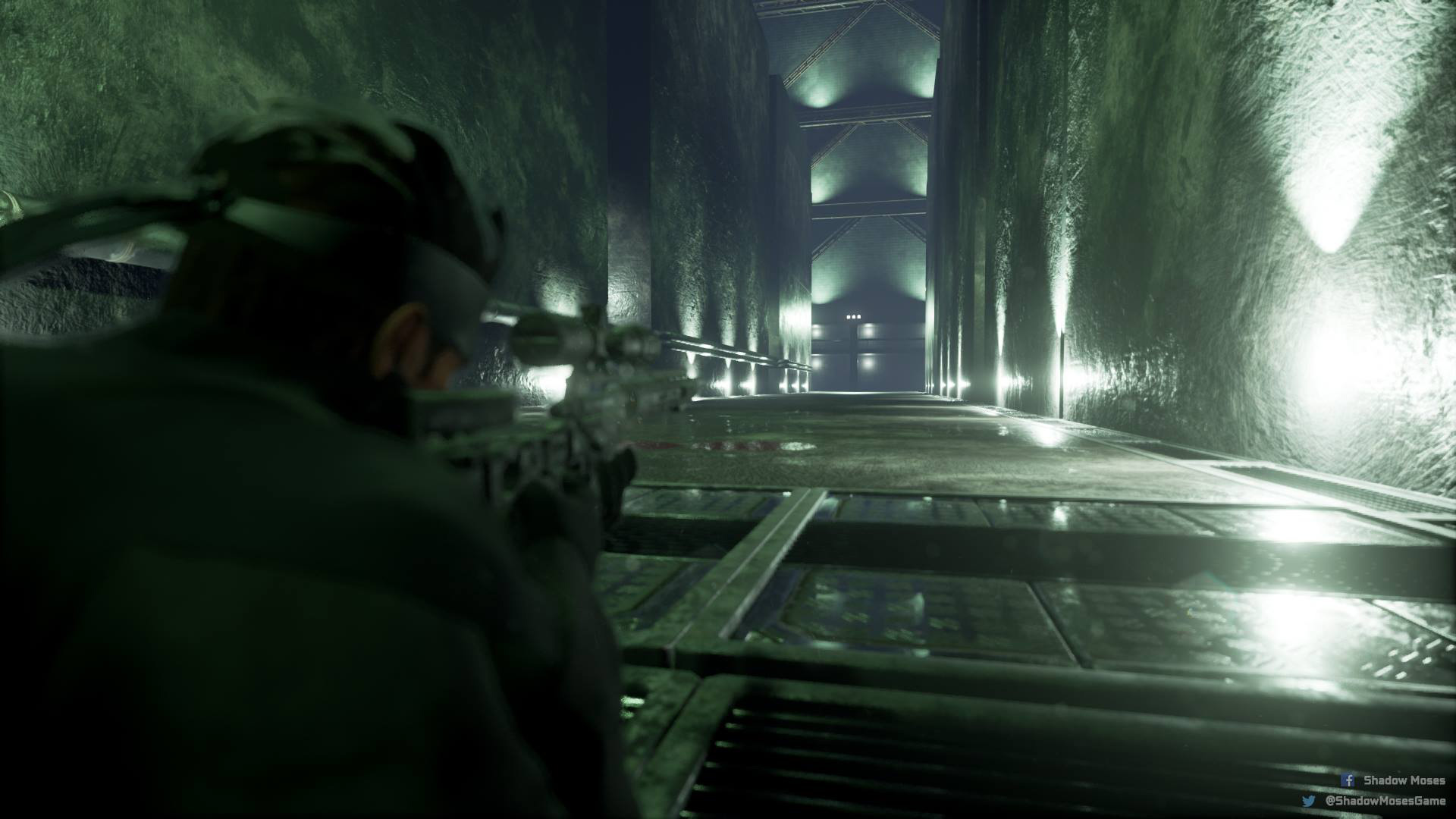 MGS-Fan-Remake-Corridor